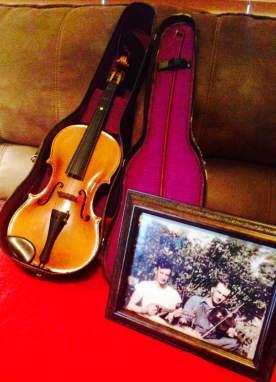 Papaw Bill's Violin