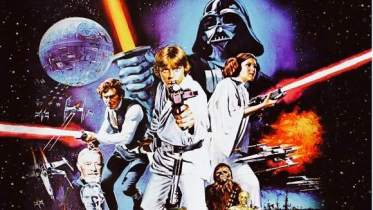 star wars day original poster