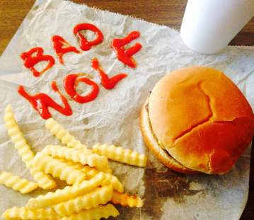 bad wolf burger
