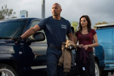 Scene from movie 'San Andreas'