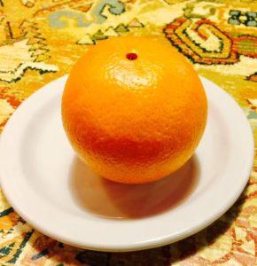 Orange You Glad, Life a Little More Tender