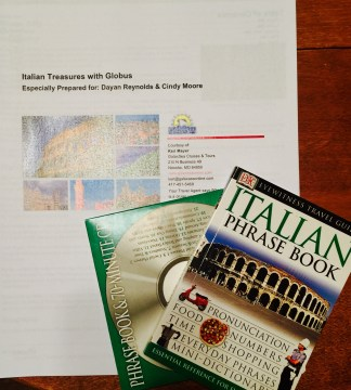 Learning Italian, Having Fun Learning a New Language