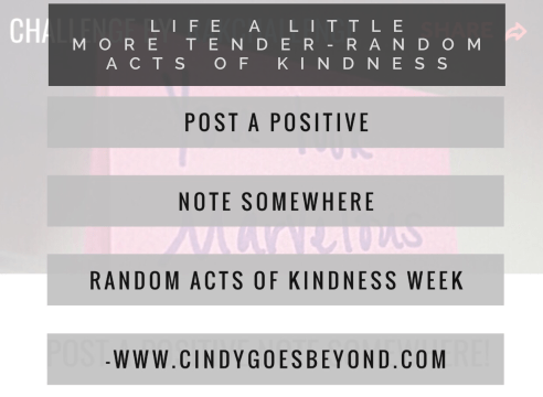 Post a Positive Note Somewhere