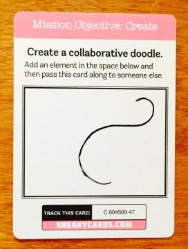Collaborative Doodle