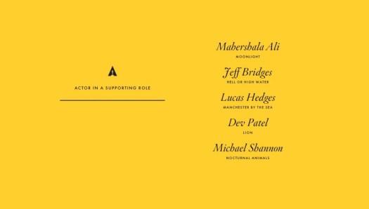 Oscar Night 2017