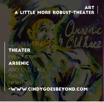 Joplin Little Theater Presents Arsenic and Old Lace