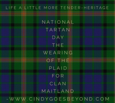 National Tartan Day 2017