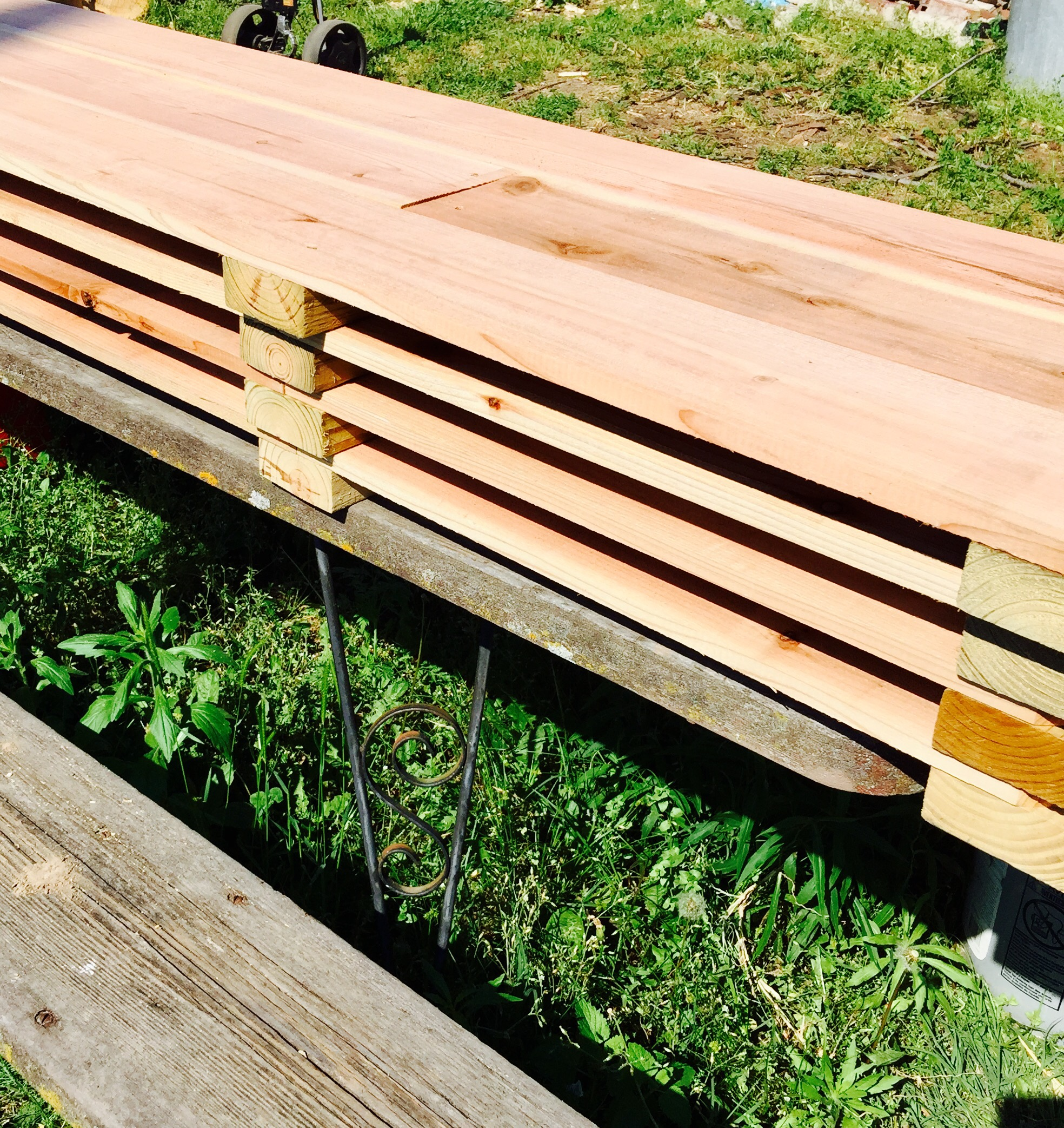 creating a raised bed garden – cindy goes beyond