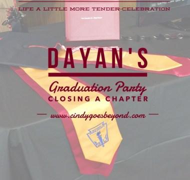 Dayan's Graduation Party