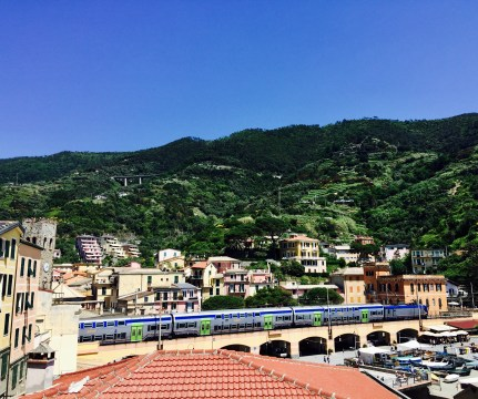 Five Italian Villages