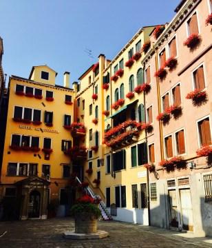 No Yard, No Problem...Italy's Gardens
