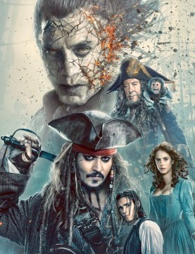 Movie Review: Pirates of the Caribbean-Dead Men Tell No Tales