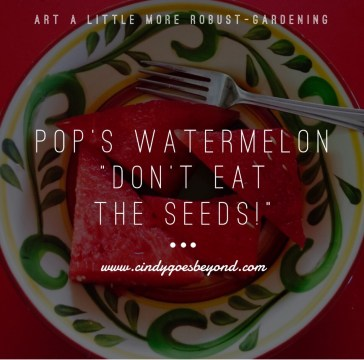 Pop's Watermelon