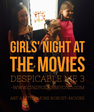 Girls' Night at the Movies