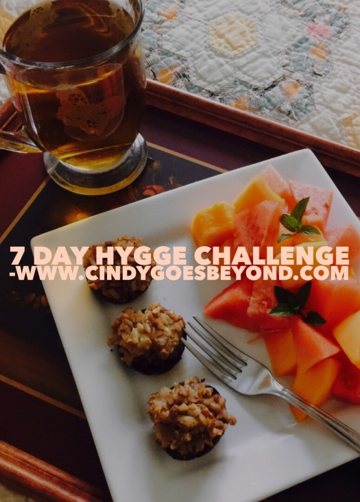 7 Day Hygge Challenge