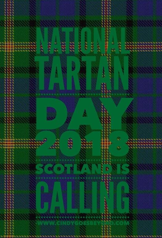 National Tartan Day 2018