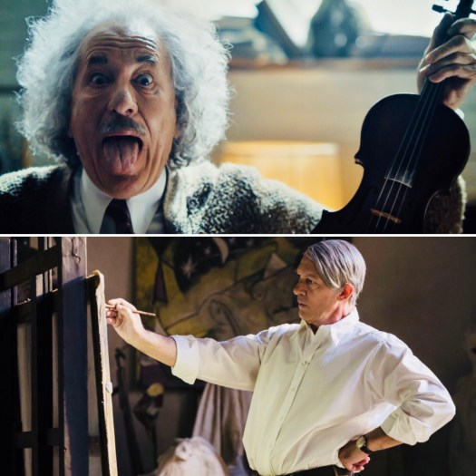 Series Review Genius Einstein and Picasso
