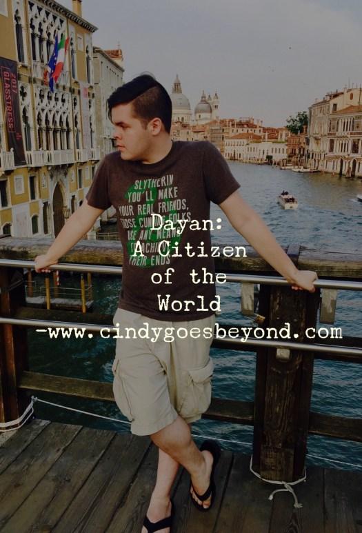 Dayan A Citizen of the World