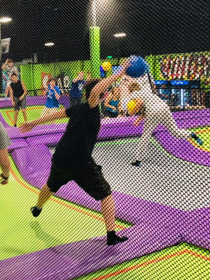 Business Review Soar Trampoline Park