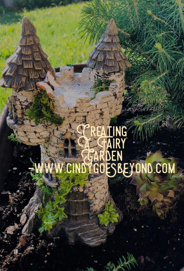 Creating a Fairy Garden