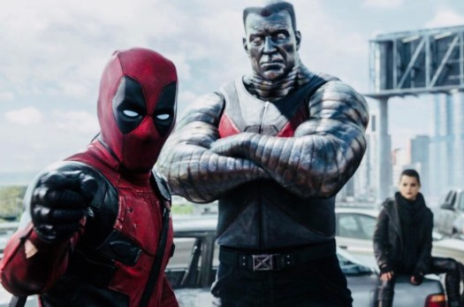 Movie Review Deadpool 2