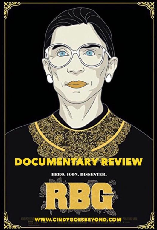 Documentary Review RBG