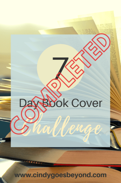 Book Cover Challenge Completed