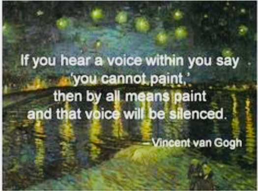 Silencing the Voice of Doubt