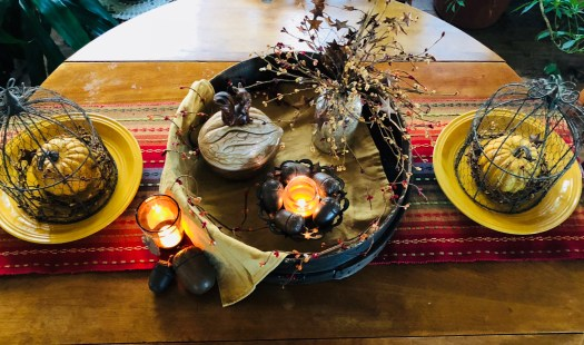 Day 1: Create a New Fall Vignette