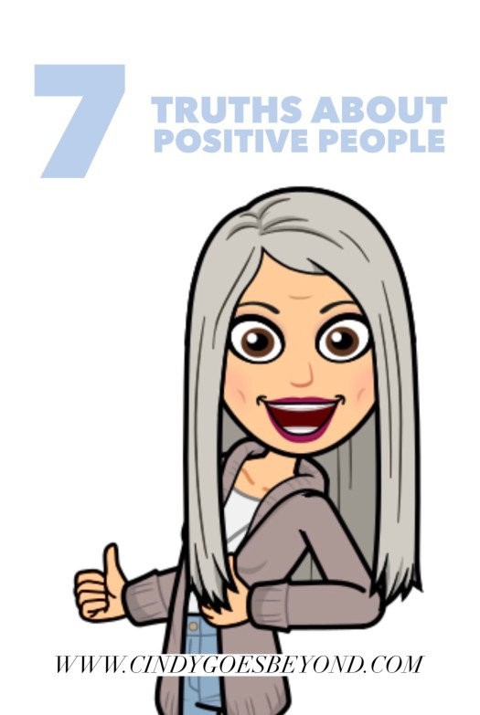 7 Truths About Positive People