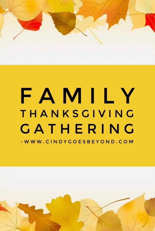 Family Thanksgiving Gathering