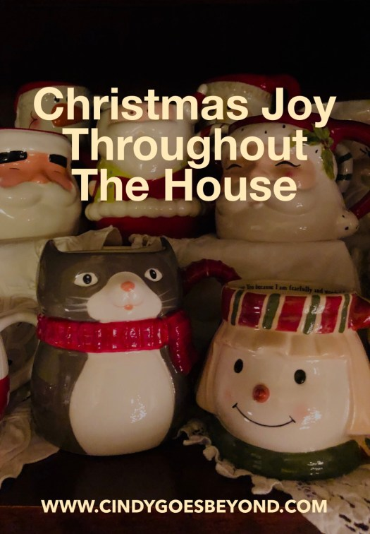 Christmas Joy Throughout the House