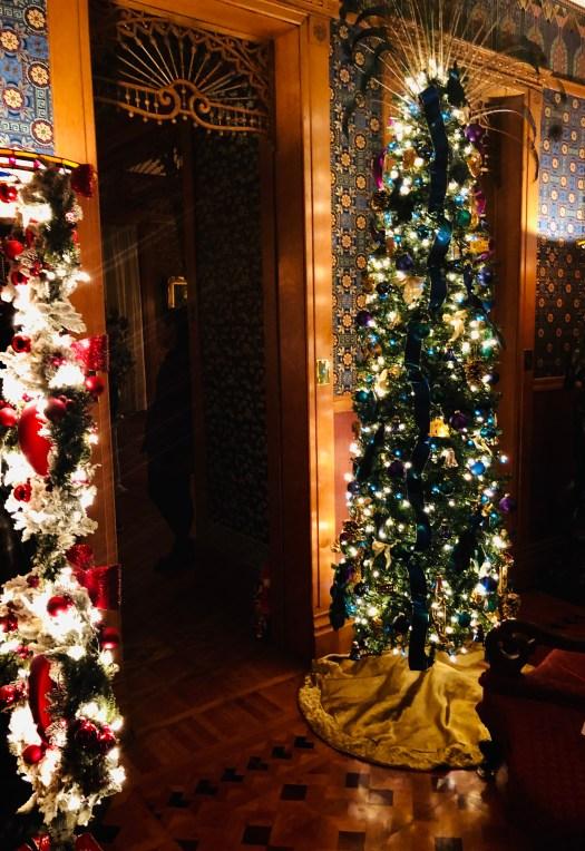 Christmas Tour at the Elijah Thomas Webb House