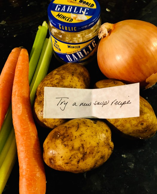 Day 7: Try A New Soup Recipe