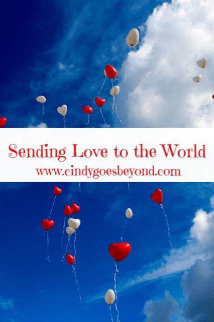 Sending Love to the World