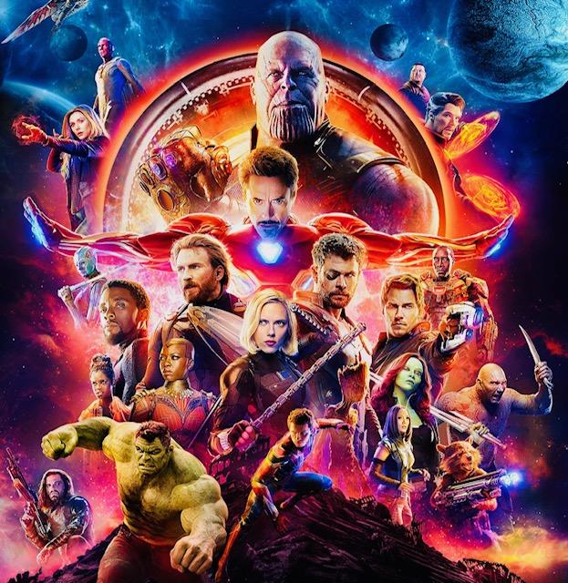 Marvel Universe Movie List in Chronological Order
