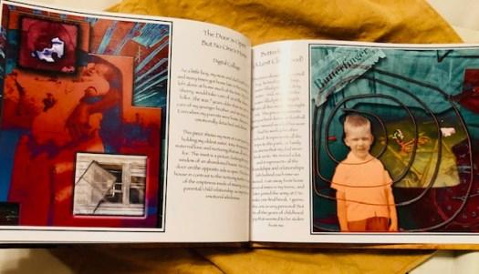 Family Secrets Storytelling Art Book
