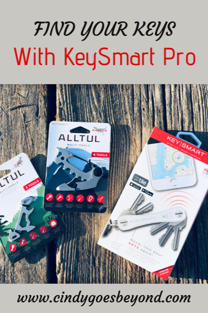 Findy Your Keys with KeySmart Pro