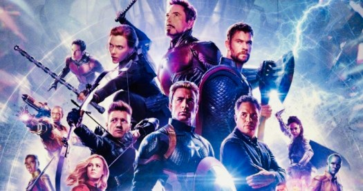 Movie Review Avengers Endgame