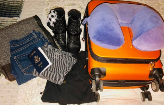 Tips for Traveling with a Carry On