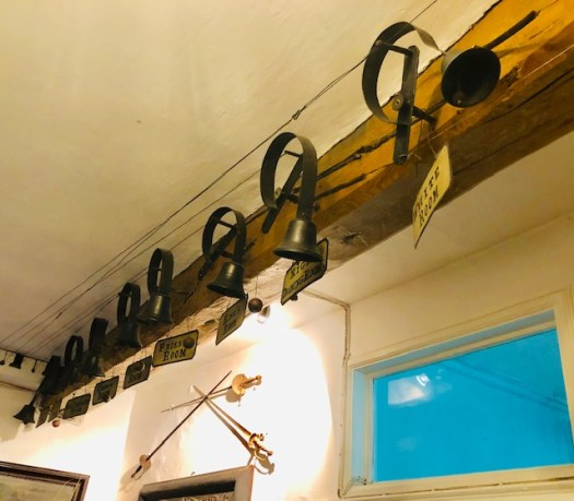 Traquair House Bell System