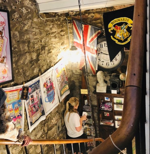 Wandering Through Edinburgh Museum Context