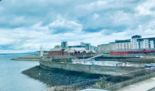 Wandering Through Edinburgh Leith Port