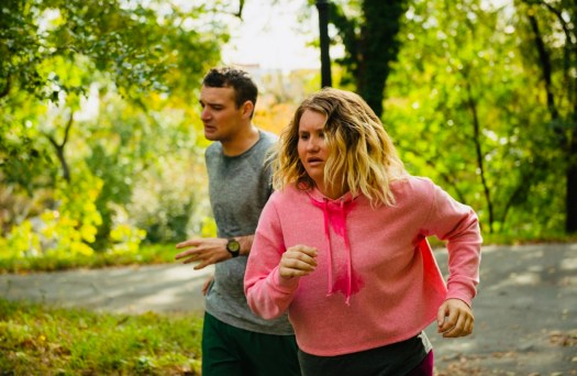 Brittany Runs a Marathon Training