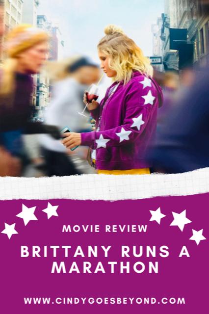 Brittany Runs a Marathon title meme