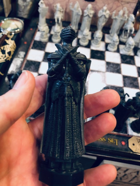 2019 Year in Review Queen Chess Piece