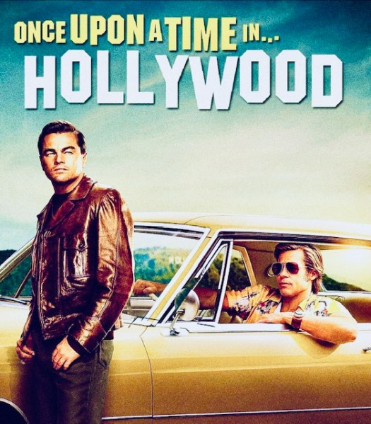 Best Picture Nominee Once Upon a Time in Hollywood
