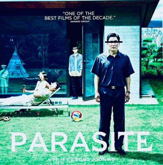 Best Picture Nominee Parasite