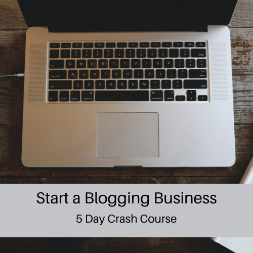 Five Day Crash Course