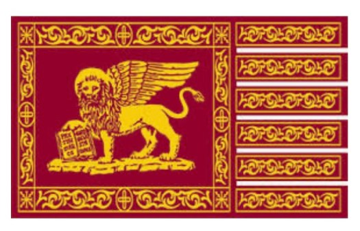 Lions of Venice flag